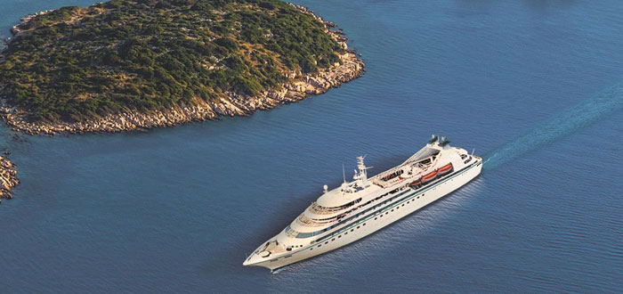 The Finest Experience At Sea?