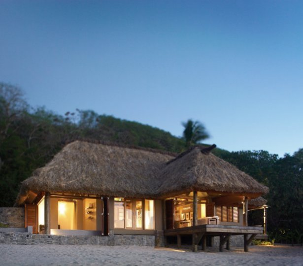 Private Island Beaches: Romantic Vacation For Two At Yasawa Island Resort In Fiji