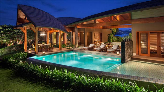 Best luxury resorts in costa rica for Exclusive luxury hotels